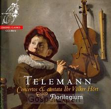 Concertos & Cantata Ihr Volker Hort