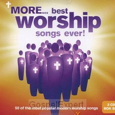 MORE best worship songs ever 3cd