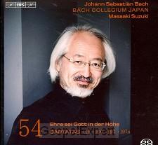 Cantatas 54