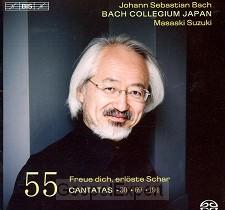 Cantatas 55