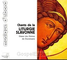 Chants de la Liturgie Slavonne