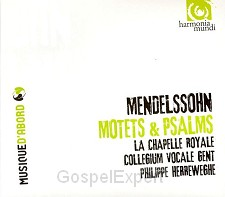 Motets & Psalms