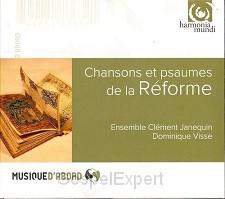 Chansons et Psaumes de la Reforme