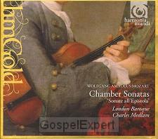 Chamber Sonatas
