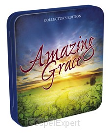 Amazing Grace in blikje 2cd + DVD set