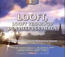 Looft, looft verheugd den Heer der