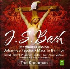 Matthaus Johannes Mass in B 7cd