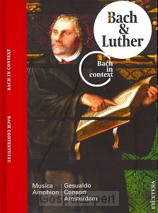 Bach & Luther Boek en cd