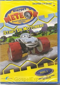 Meteor de Monstertruck