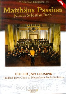 Matthaus passioN, limited edition