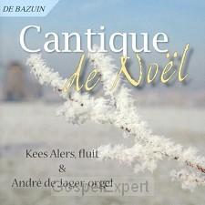 Cantique de Noel (Fluit en Orgel)