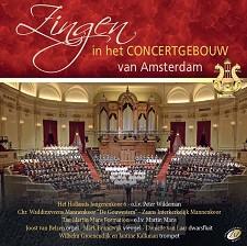 Zingen in het concertgebouw Amsterdam