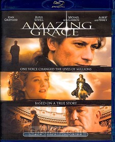 Amazing grace Blu-Ray