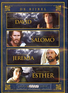 David Salomo Jeremia Esther