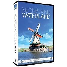 Nederland Waterland luxe DVD