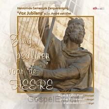 Zing psalmen voor de HEERE