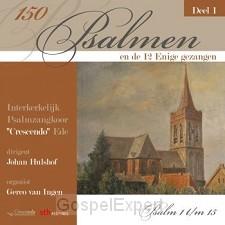 150 psalmen en de Enige gezangen -1-