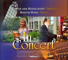 Concert voor panfluit & orgel
