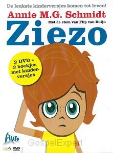 Ziezo 2dvd + 2 boekjes