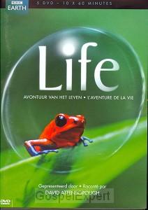 LIFE 5 dvd set seculier