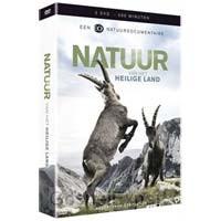 Natuur van het heilige land 3 DVD