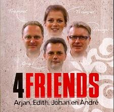 Arjn, Edith, Johan, Andre