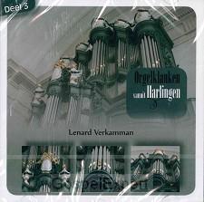 Orgelklanken vanuit Harlingen