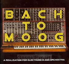 Bach to moog (Synthesizer + Violin)