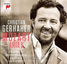Mozart Arias w/ Barockorchester
