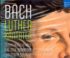 Luther Kantaten 4cd box