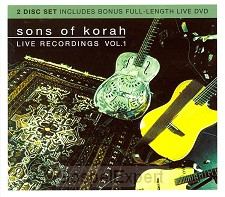 Live recordings cd + dvd -1-