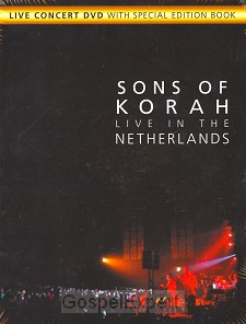 Live in The Netherlands w/ DVD + BOOK