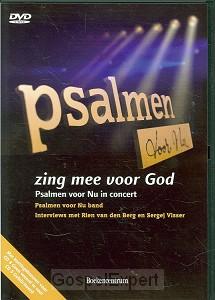 Zing mee voor God DVD