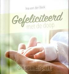 Gefeliciteerd met de doop (kadoboekje)