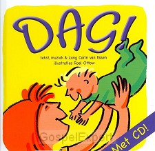 Dag (boek + Cd) voor kinderen
