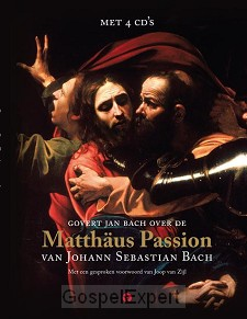Matthaus Passion Hoorcollege + 4 cd's
