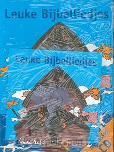 Leuke Bijbelliedjes Boek + CD