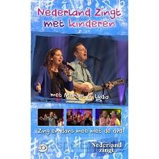 Nederland zingt met kinderen (cd/dvd)