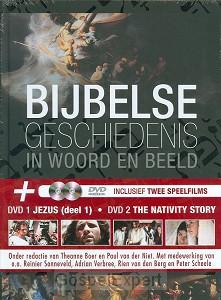 Leven van Jezus + 2 DVD's (deel 1)