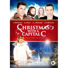 Christmas with a capitol C