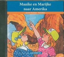 Maaike en Marijke naar Amerika