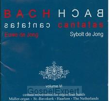 Bach: Cantatas -6