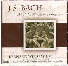 Music for advent and christmas