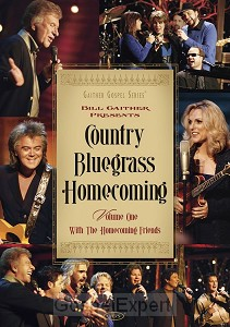Bill gaitheR`S country bluegrass homecom