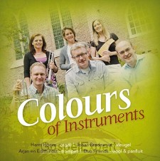 Colours of intsruments