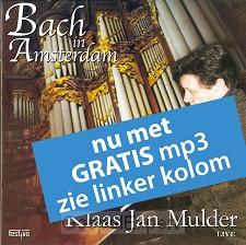 Bach in Amsterdam, Live