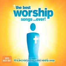 Best worship songs ever-3Cd