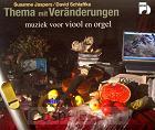 Thema Mit Veranderungen (orgel + Viool)