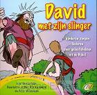 David met zijn slinger