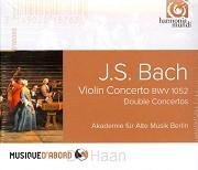 Violin Concerto BWV 1052